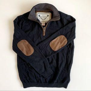 Cyrillus Boys Cashmere Size 6-7 sweater